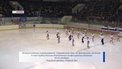 Спортивная афиша Марий Эл