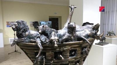 В национальном музее имени Тимофея Евсеева открылась экспозиция «Анималия». Трогательная выставка»