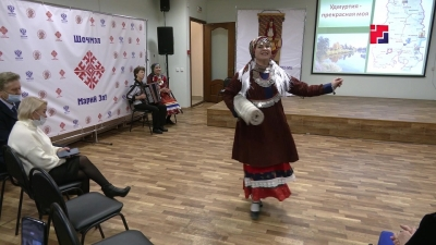 «Марий Эл ТВ»: В Йошкар-Оле прошел день удмуртской культуры
